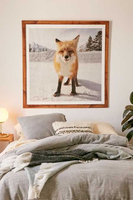 Michael O'Neal Red Fox Art Print