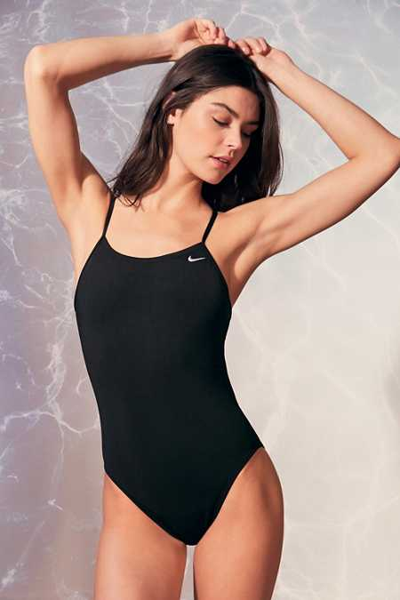 Nike Poly Core One-Piece Swimsuit