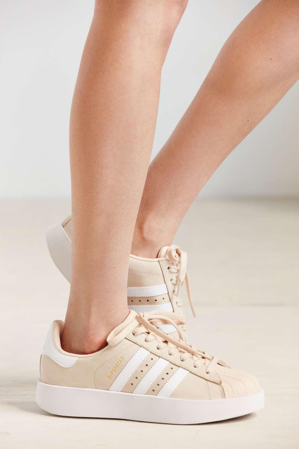 adidas superstar audace piattaforma urban outfitters scarpe originali