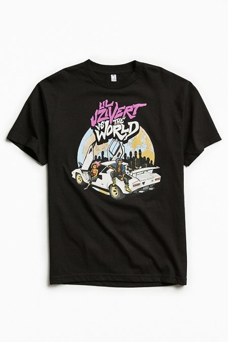 Black - Men's Band, Music,   Vintage Concert Tees | Urban Outfitters