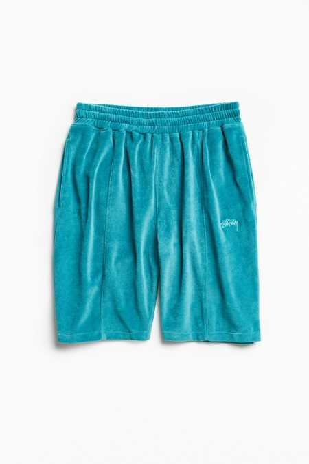 Stussy Piped Velour Short