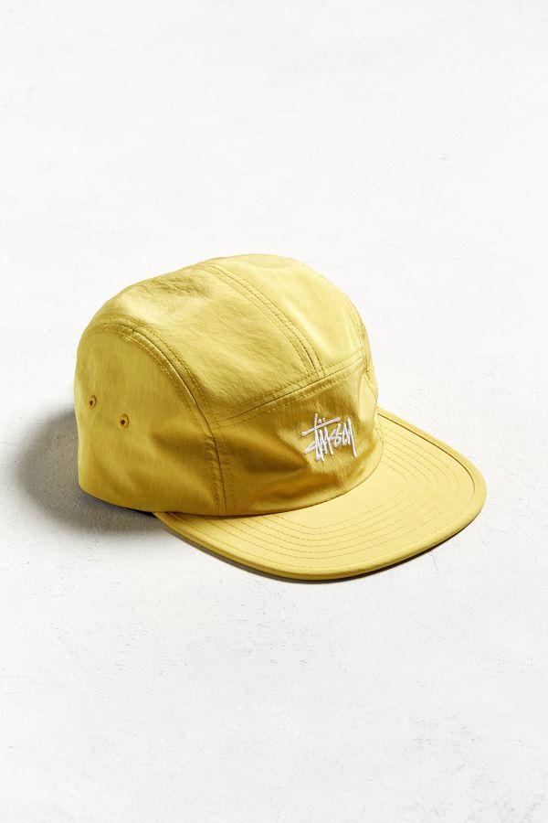 Stussy Micro Ripstop Camp Hat  6e7c6e197da