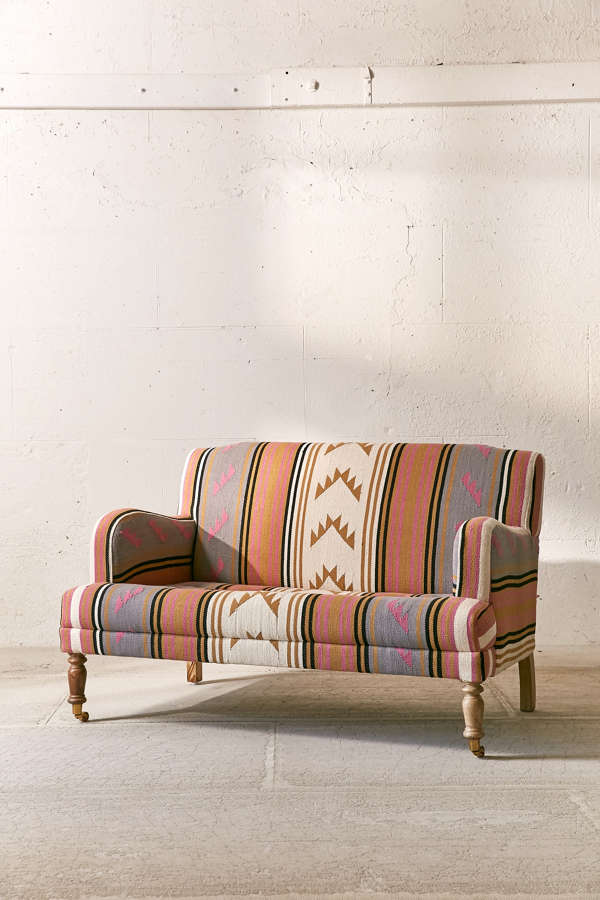 Carmen Kilim Sofa Urban Outfitters