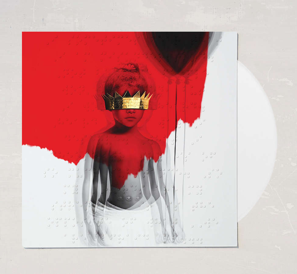 Slide View: 1: Rihanna - Anti 2XLP