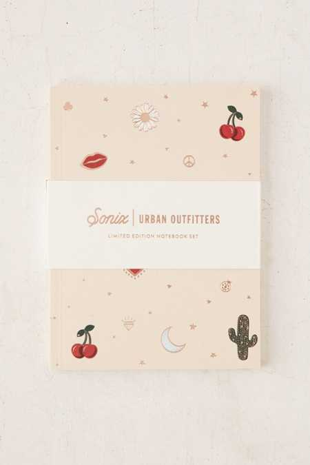 Sonix X UO Limited Edition Journals Set