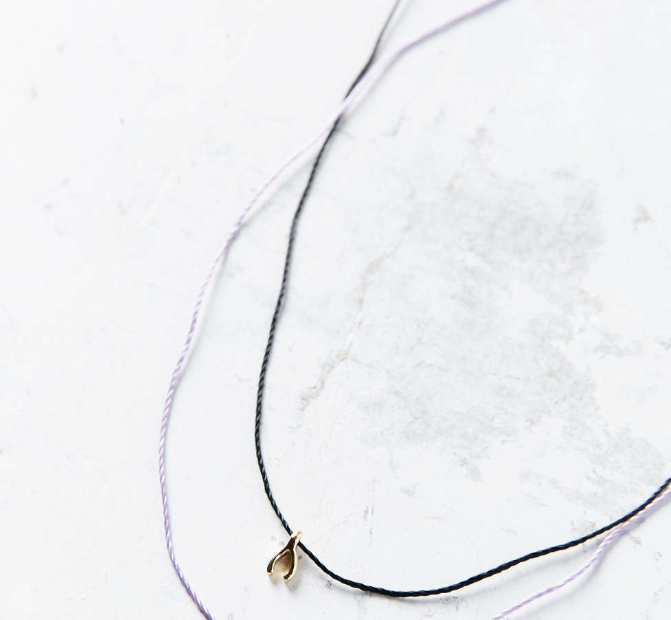 Slide View: 1: Icon Friendship Necklace Set