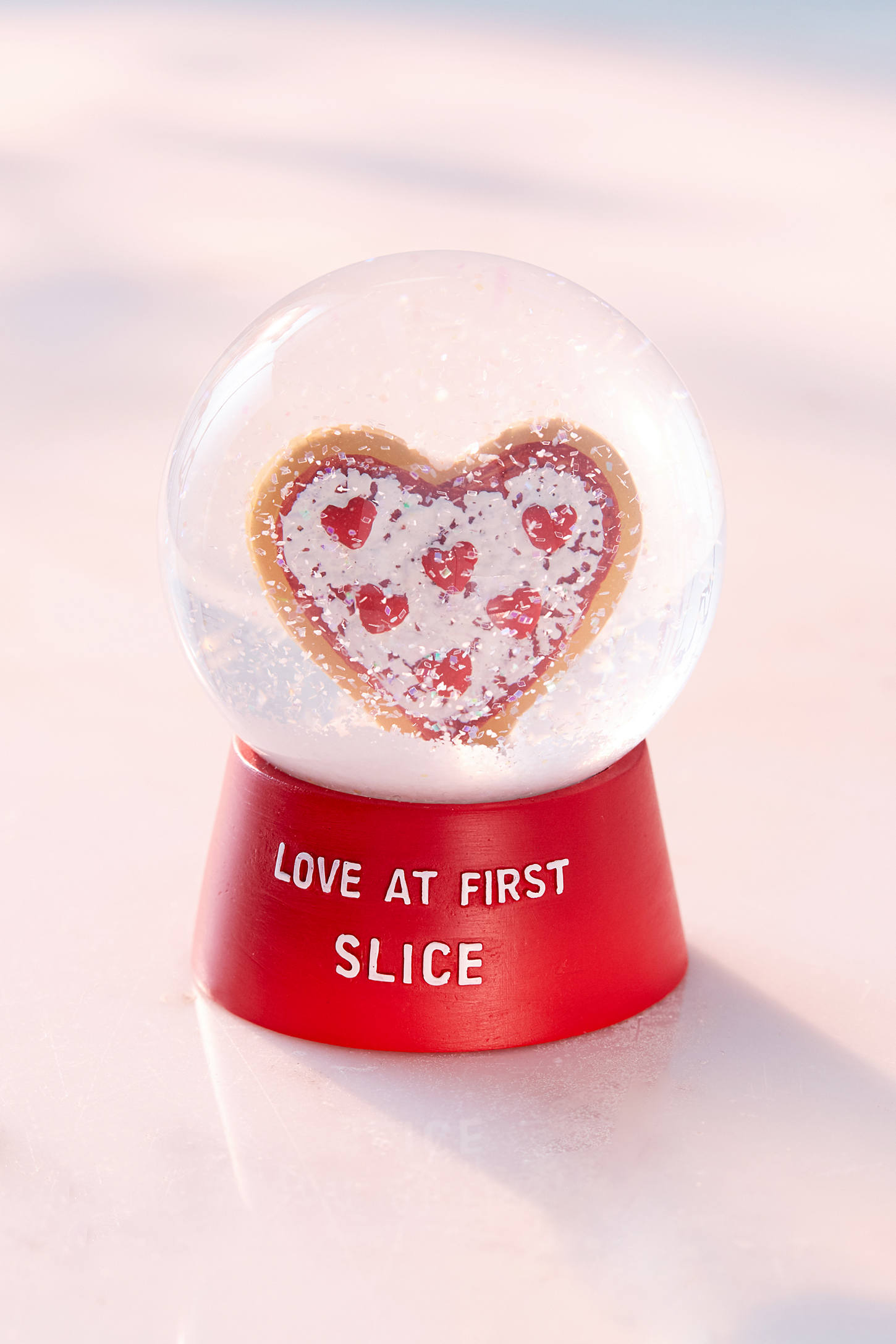 Love At First Slice Pizza Snow Globe Urban Outfitters