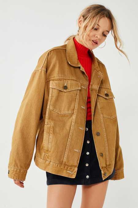 Women's Denim, Utility,   Trucker Jackets | Urban Outfitters