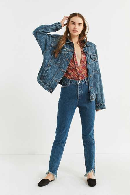 BDG '80s Denim Trucker Jacket