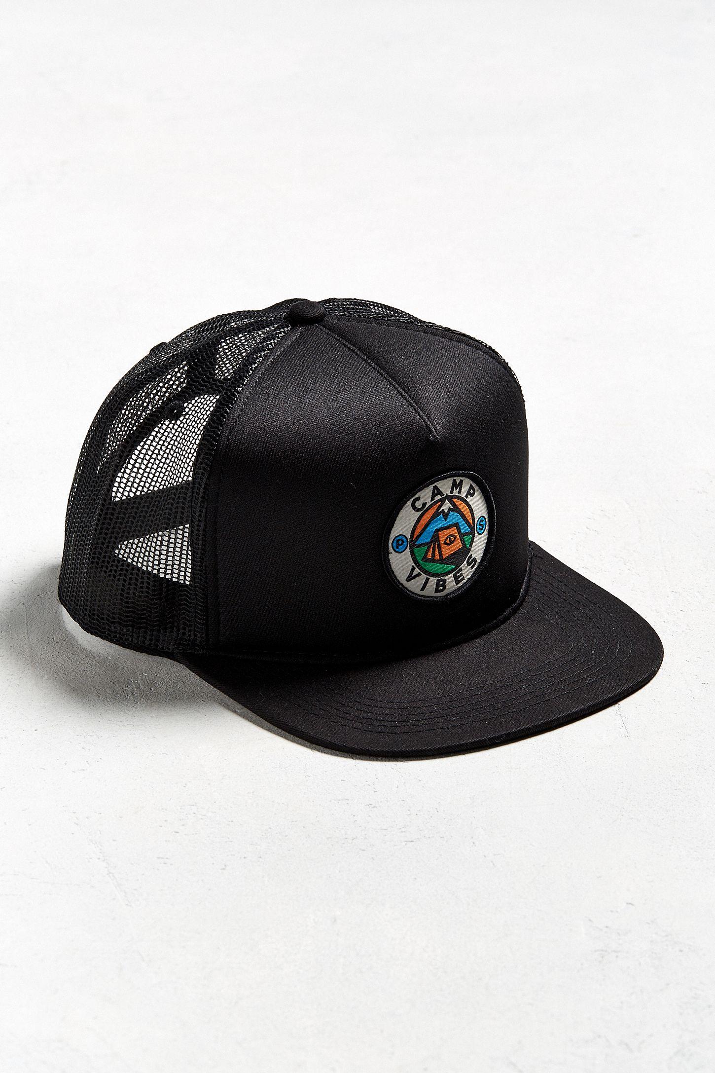 Poler Camp Vibes Trucker Hat  17e5d085564