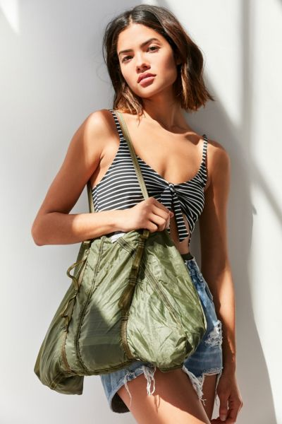 Epperson Mountaineering Packable Parachute Tote Bag - Green One Size at Urban Outfitters