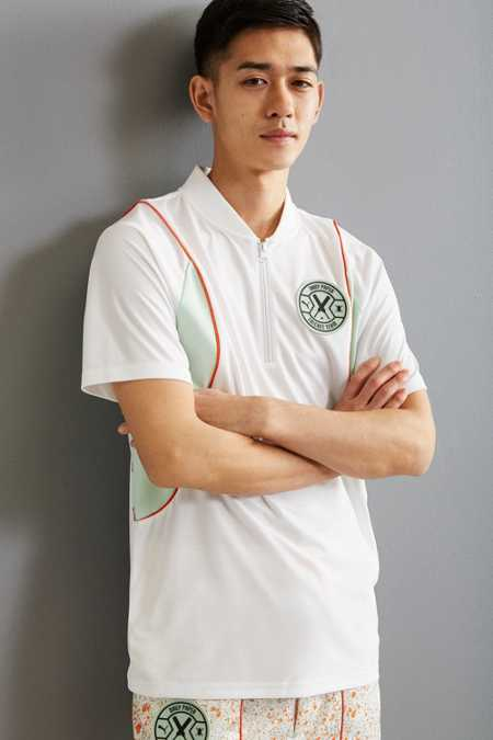 Puma X Daily Paper Polo Shirt