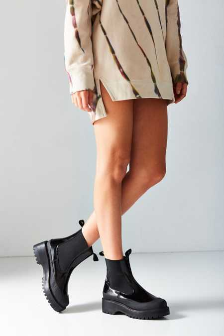 Jeffrey Campbell For UO Orbital Chelsea Boot