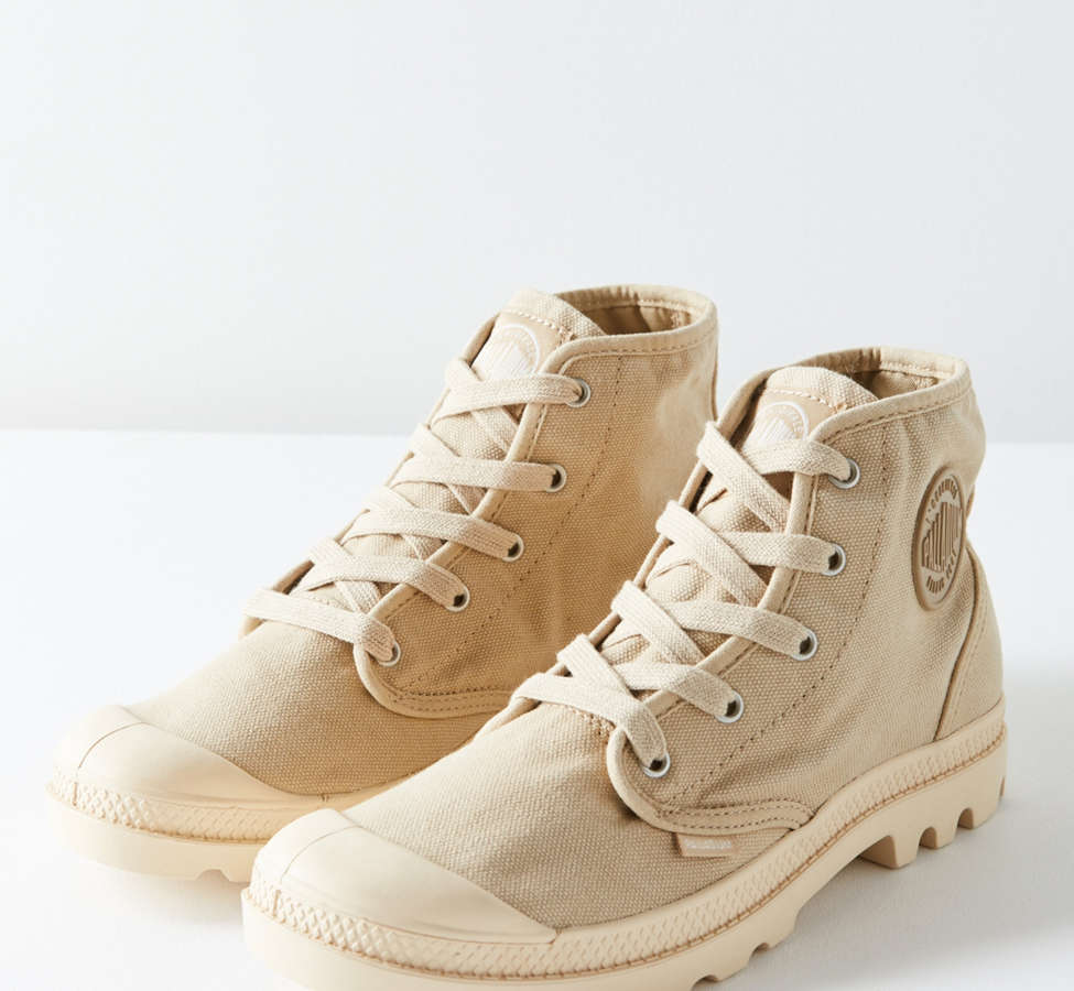 Slide View: 1: Palladium Pampa Hi Originale Sneakerboot