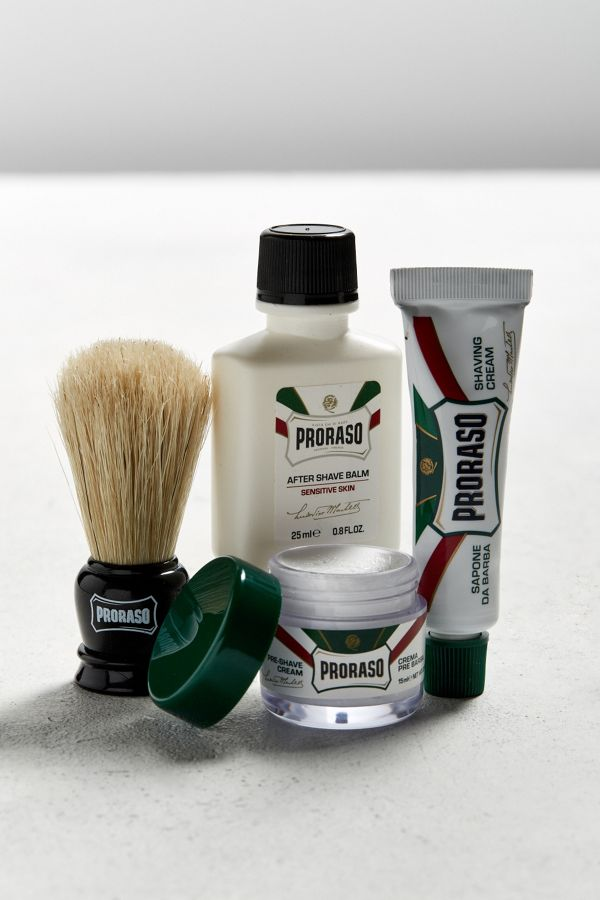 Fresh Proraso Travel Shave Kit | Urban Outfitters TR88