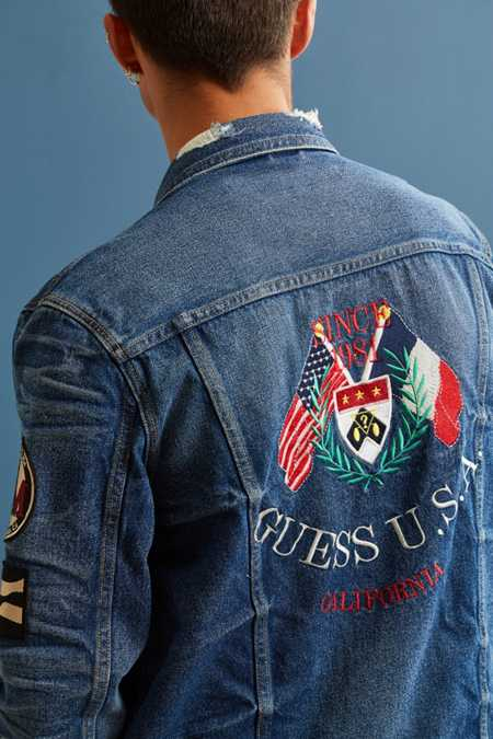 GUESS Dillon Denim Jacket