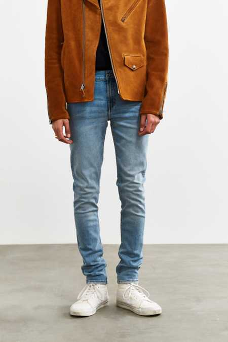 Cheap Monday X UO Tight Worn Stonewash Skinny Jean