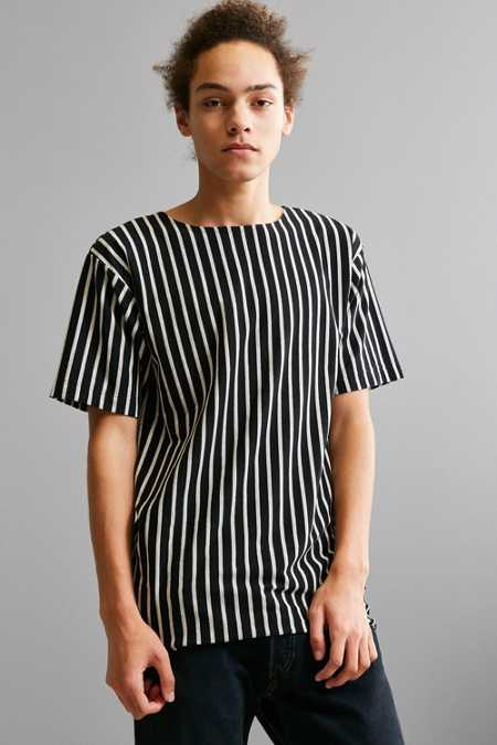 Publish Sonny Stripe Box Fit Tee