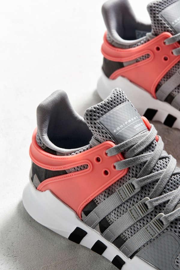 "黑白组合,EQT Support ADV 推出全新""Monochrome Pack 当客 球鞋"