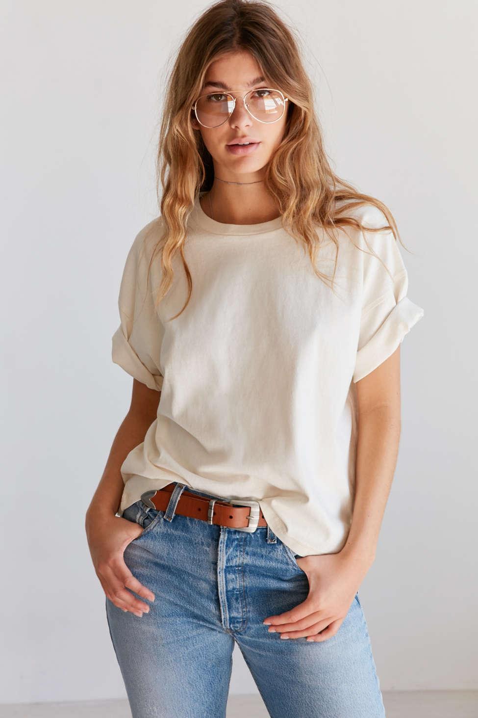 Boxy T Shirts Women S