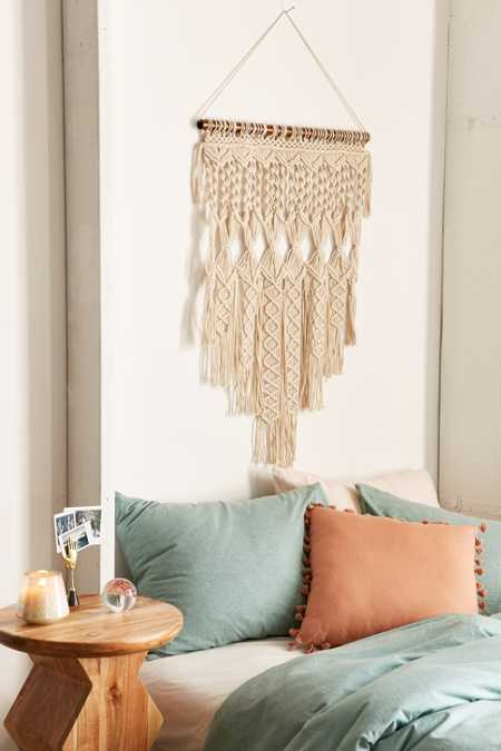 Penny Woven Macrame Wall Hanging