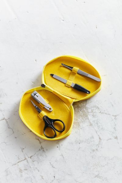 UO So Fresh Lemon Manicure Set