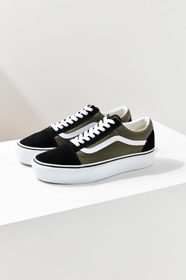 vans old skool platform shop online