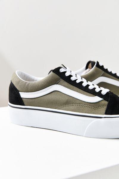 Vans Old Skool Platform Sneaker Urban Outfitters