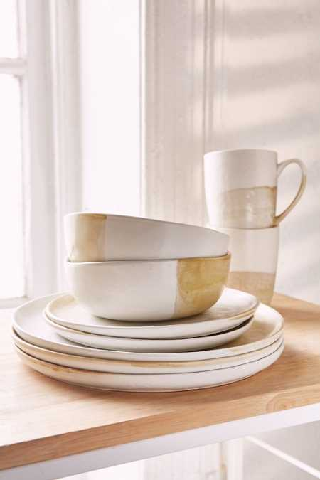 16-Piece Athens Dinnerware Set