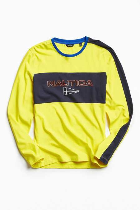Nautica + UO Long Sleeve Tee