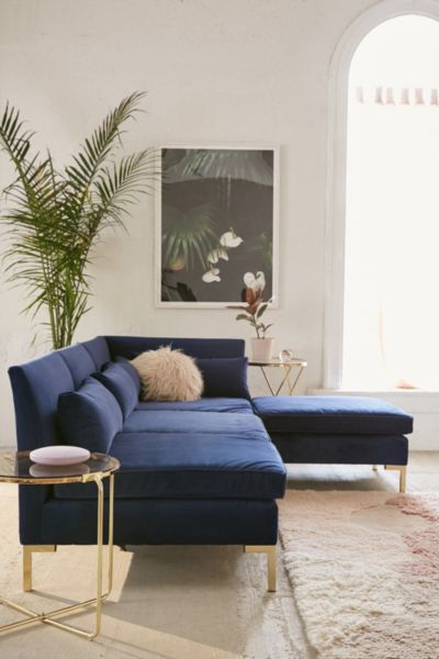 Velvet Home Decor Trend Popsugar Home