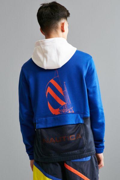 Nautica + UO Hoodie Sweatshirt
