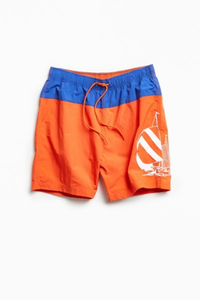 Nautica + UO Sailing Graphic Swim Short