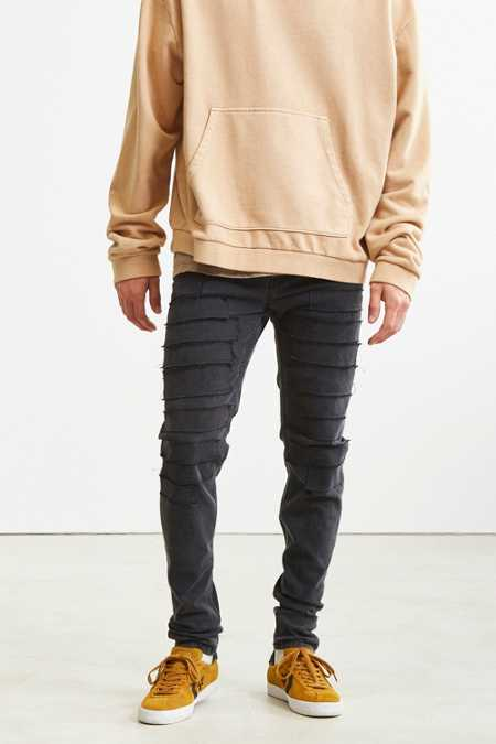 Cheap Monday Tight Patched Skinny Jean