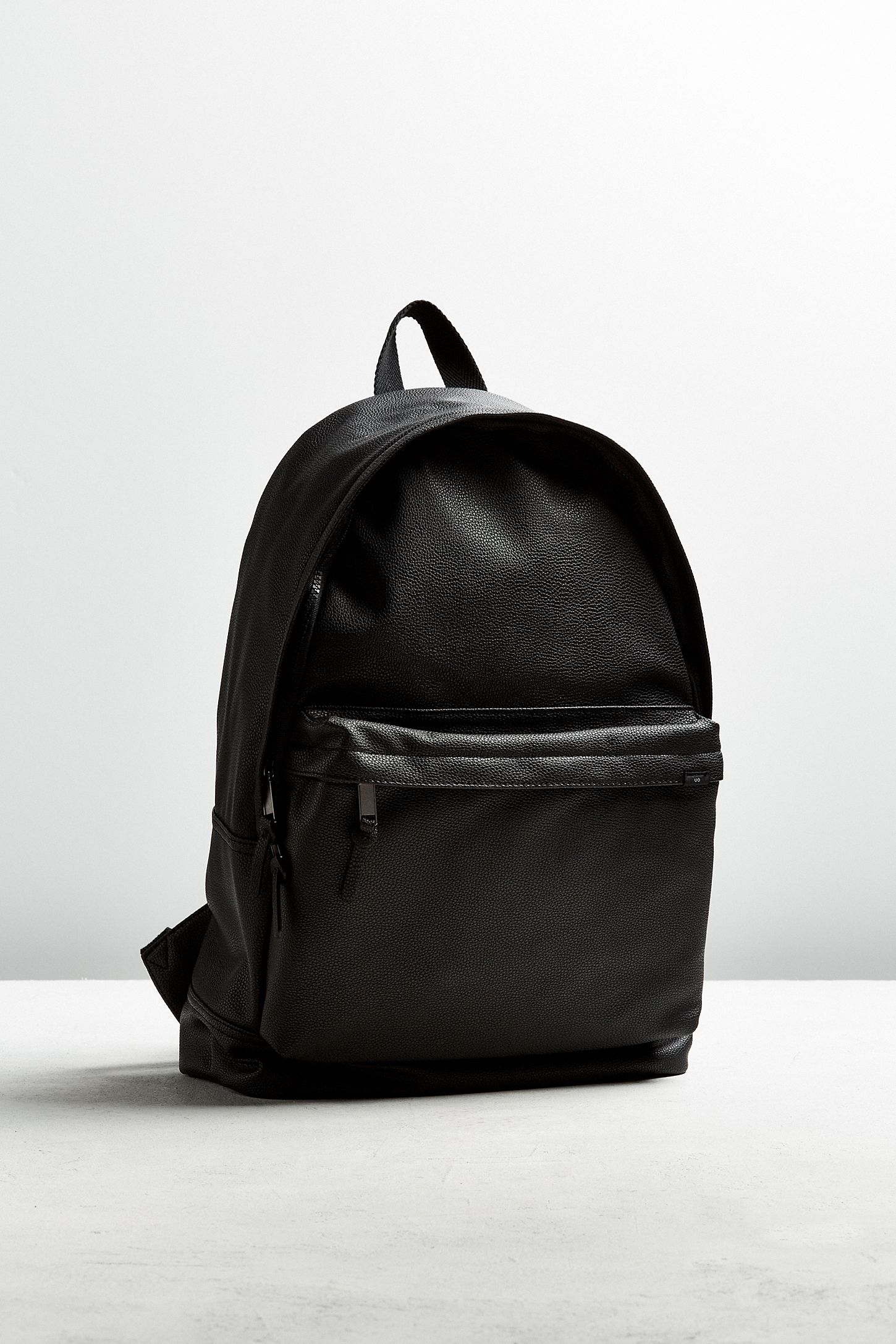 9639e480df81 UO Faux Leather Backpack