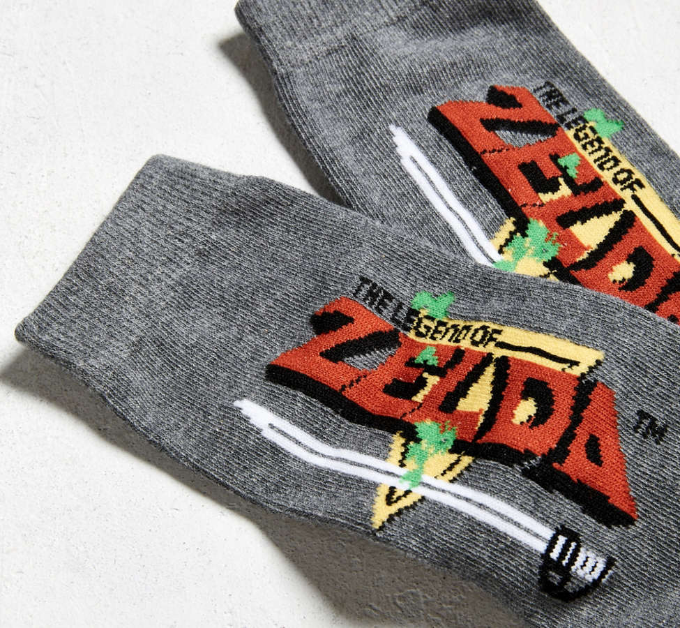 Slide View: 3: Zelda Sock