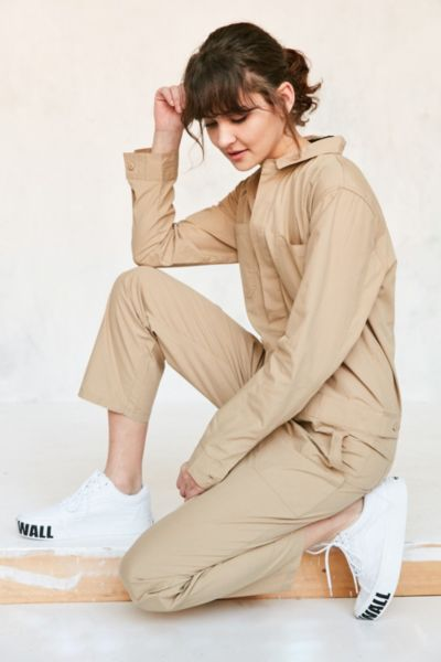 Vans & UO Workwear Jumpsuit