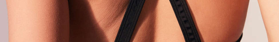 Thumbnail View 2: Out From Under Candice Lace-Up Bikini Top