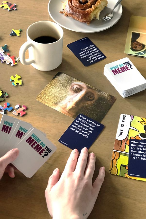 What Do You Meme Game | Urban Outfitters