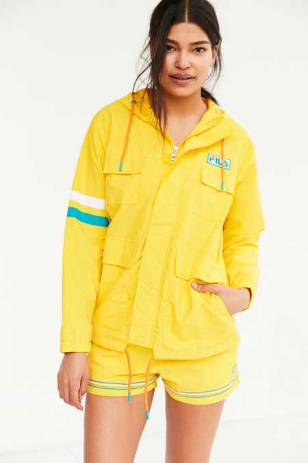 FILA + UO Christina Sail Jacket