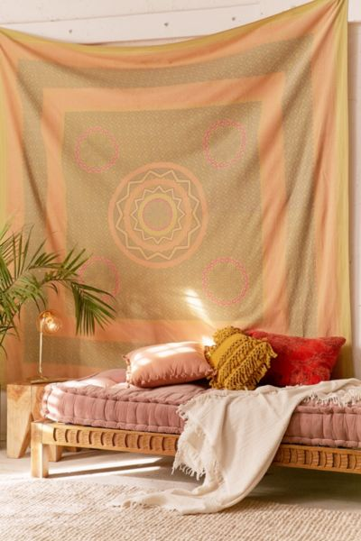 Sunblock Medallion Tapestry