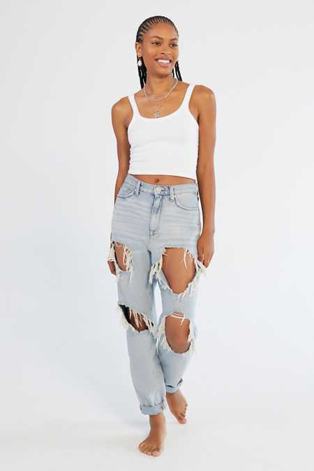 BDG Mom Jean - Rebel Rebel