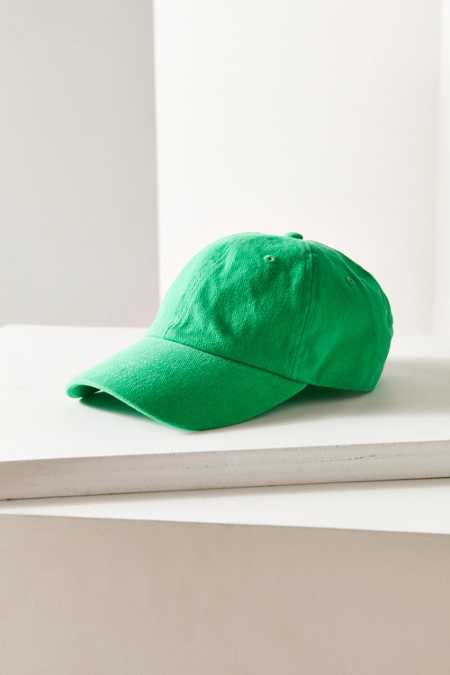 Color Wash Twill Baseball Hat