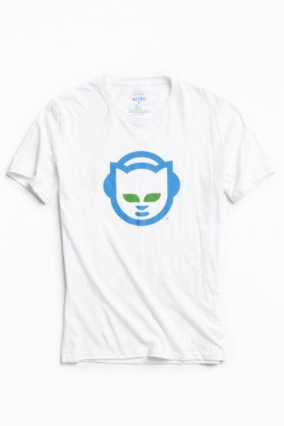 Napster Logo Tee