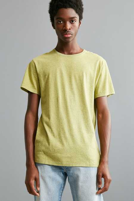 UO Standard Fit Overdyed Heather Tee