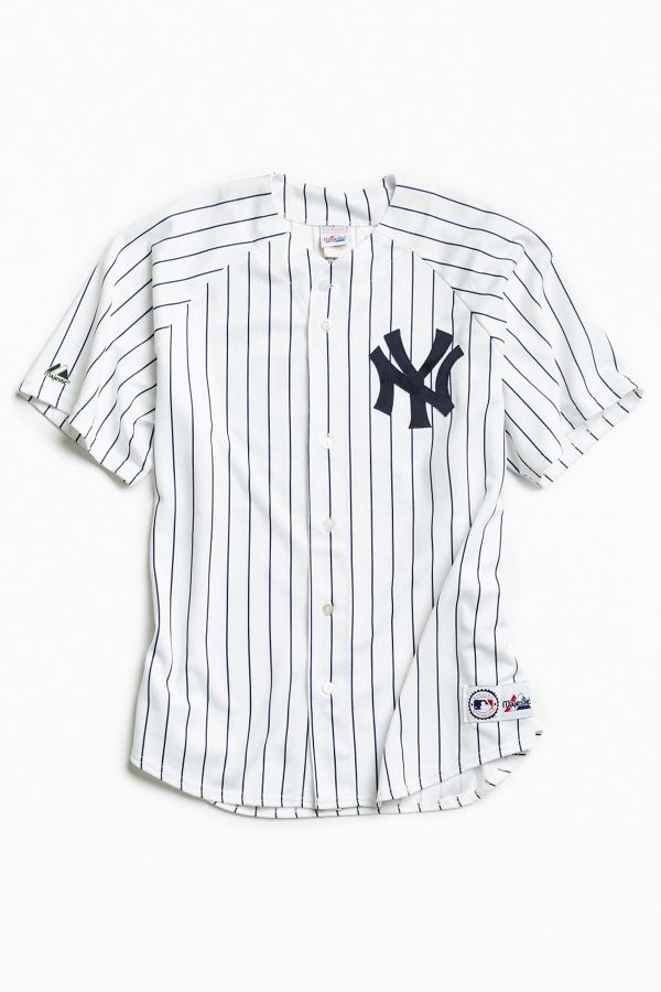 Vintage MLB New York Yankees Roger Clemens Jersey  010277a3842