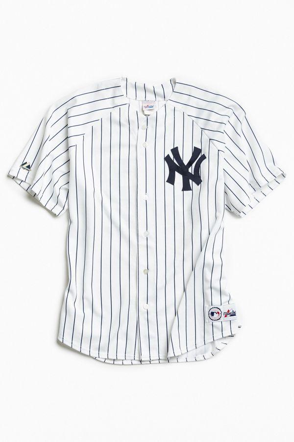 Vintage MLB New York Yankees Roger Clemens Jersey  e070c05d9f7