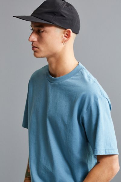 Alstyle Solid Tee - Slate XL at Urban Outfitters