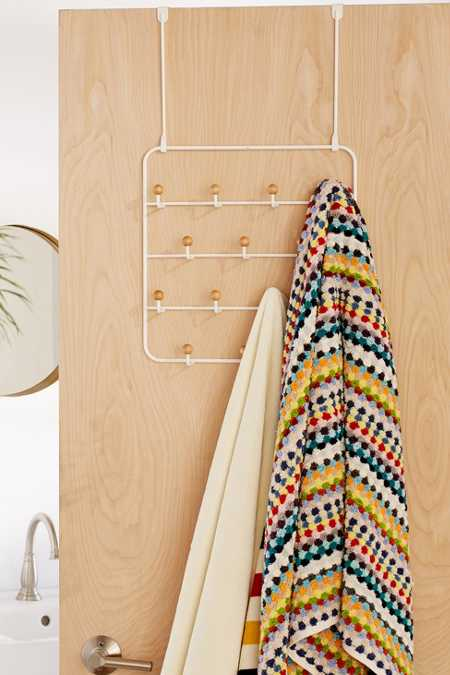 Etta Over-The-Door Multi-Hook Storage