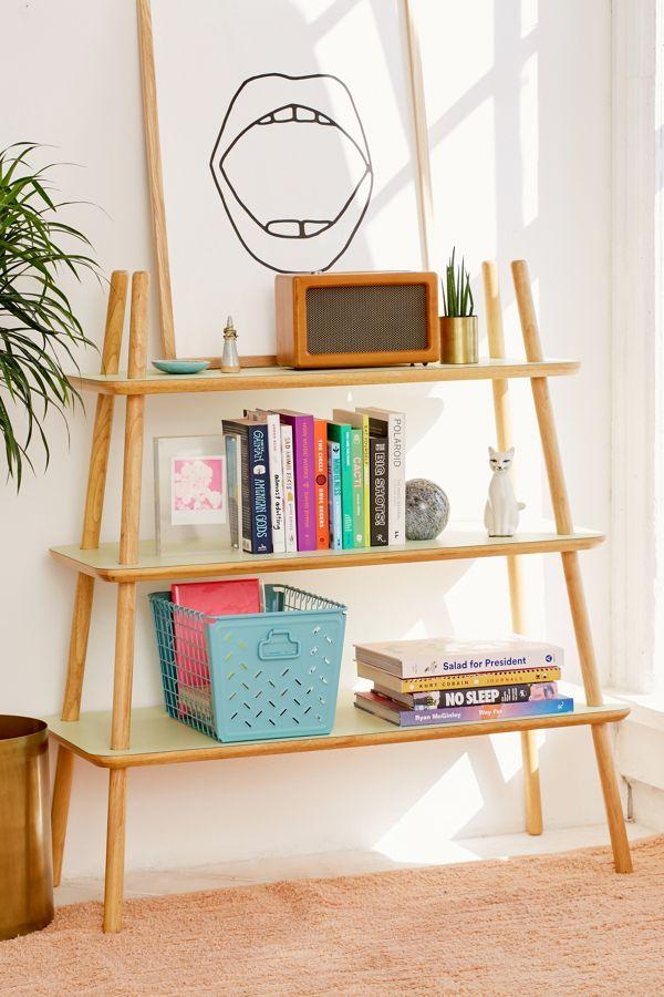 Agatha Tiered Wooden Bookshelf